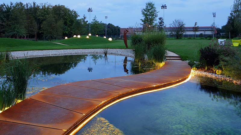 Corten steel products